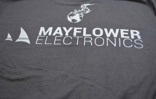 Co-Branded Mayflower Electronics T-Shirt