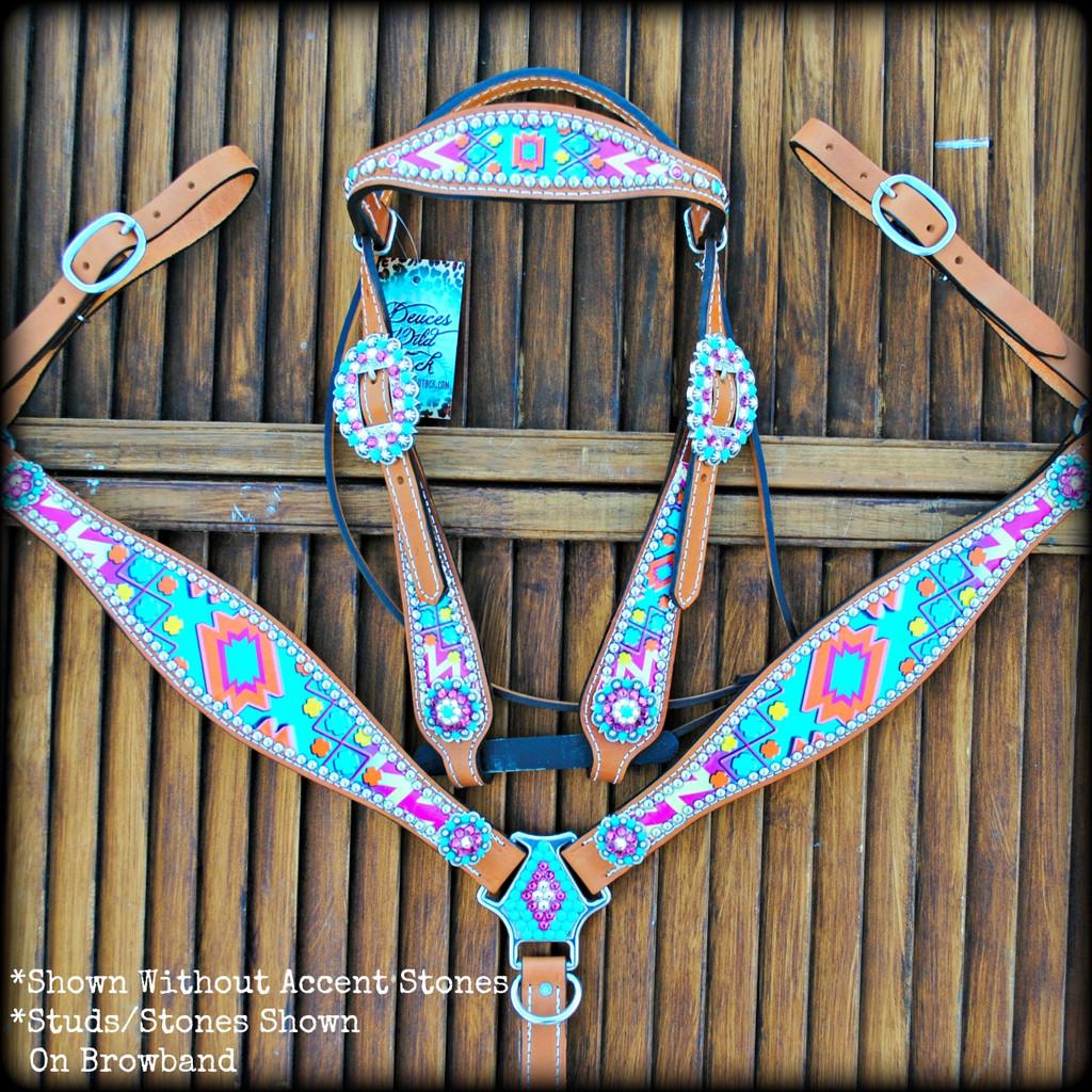 Chevron Aztec Set