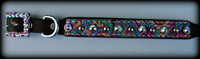 """Small Dog Collar 8 -10"""" Pick Your Pattern"""