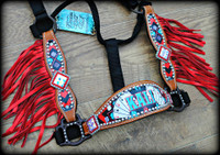 Personalized Native Cards Halter