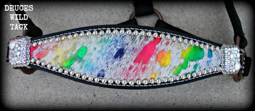 Metallic Rainbow Halter