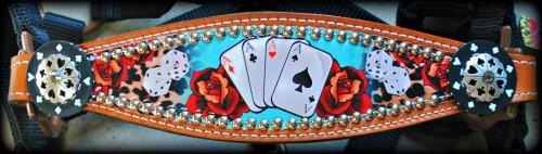 Gambler Bronc Halter