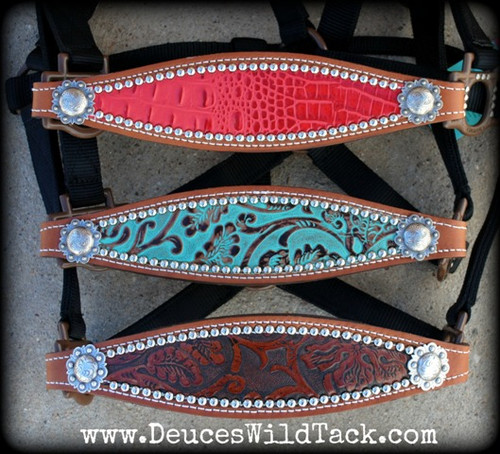 *PICK YOUR HIDE* Bronc Halter