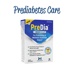 Prediabetes Care