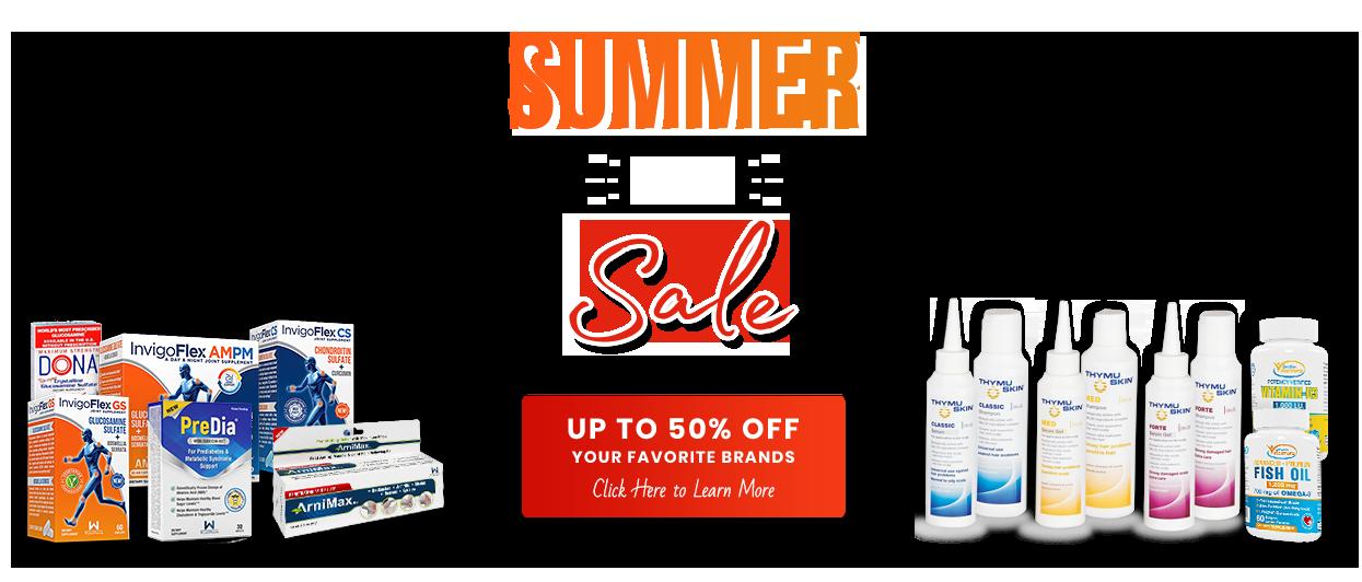summer kickoff sale