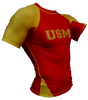USMC Rash Guard Short Sleeve