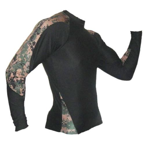 Long Sleeve MARPAT Rash Guard