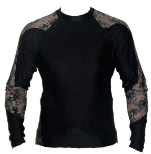 Long Sleeve MARPAT Rash Guard