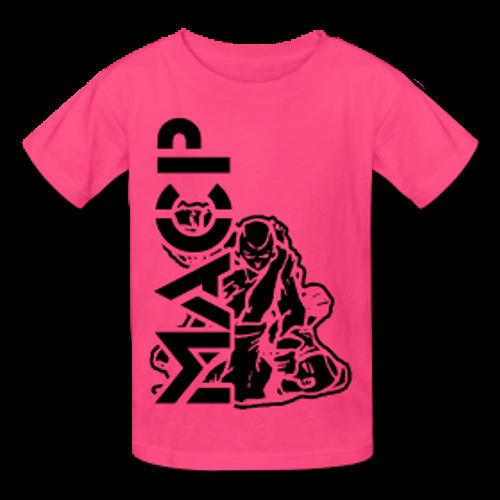 MACP Youth Pink T-Shirt -100% Cotton