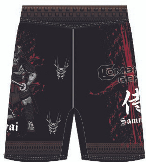 Combatives Gear Samurai MMA Shorts