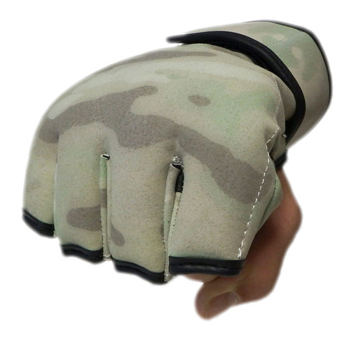 Multicam Camouflage Fight Gloves