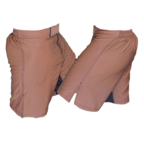Brown MMA Fighting Shorts