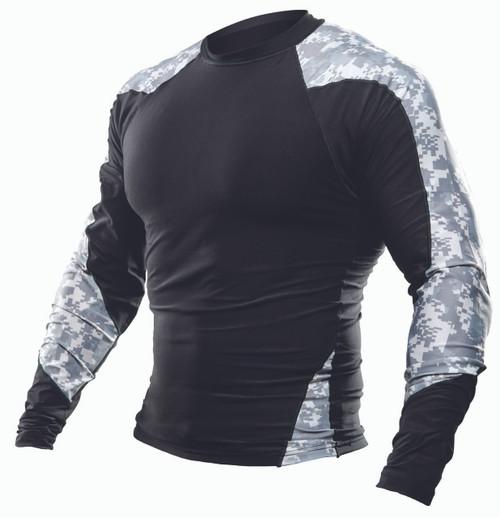 ACU Long Sleeve Rash Guard