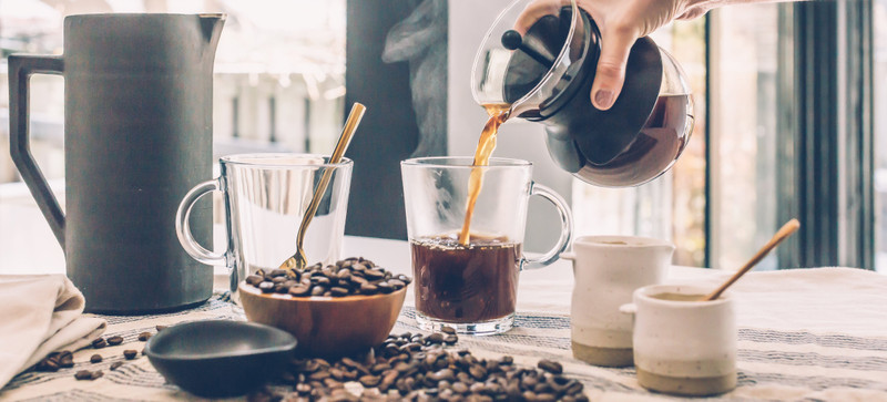 Crafting A Morning Coffee Routine