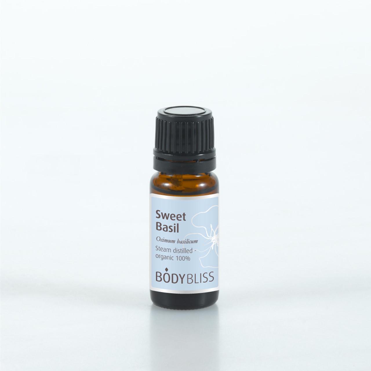 Basil, Sweet - 100% (organic)