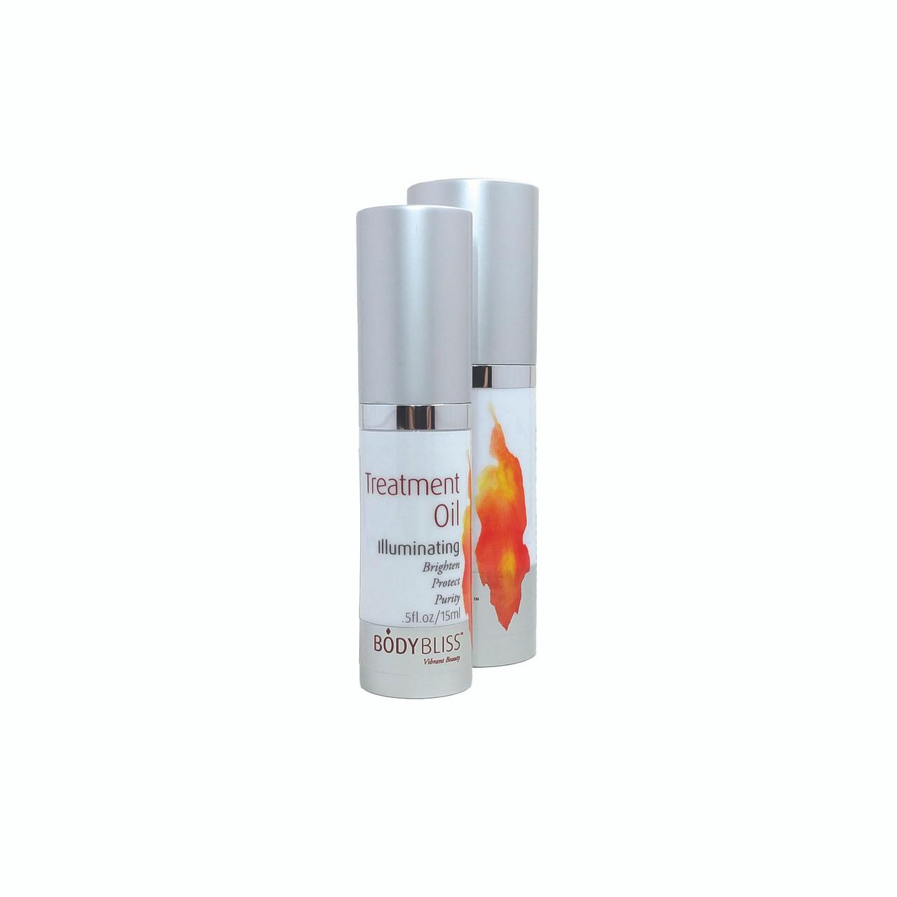 Illuminating Treatment Oil