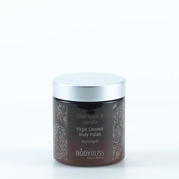 Chai Spice & Vanilla Virgin Coconut Body Polish