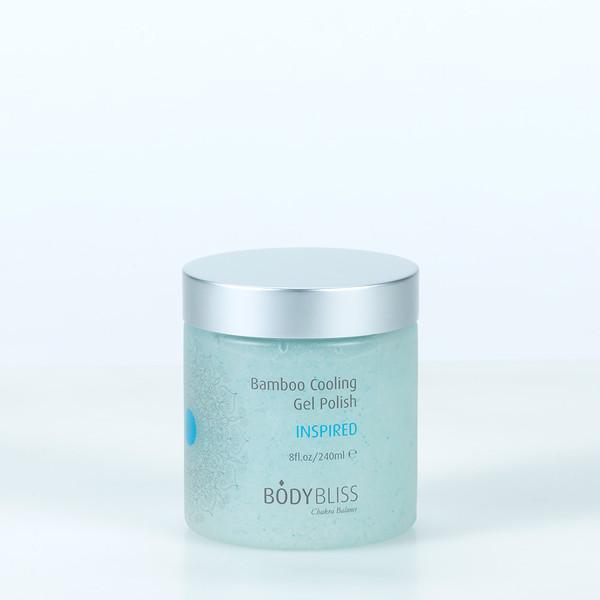 Organic Mint & Arnica Bamboo Cooling Gel Polish