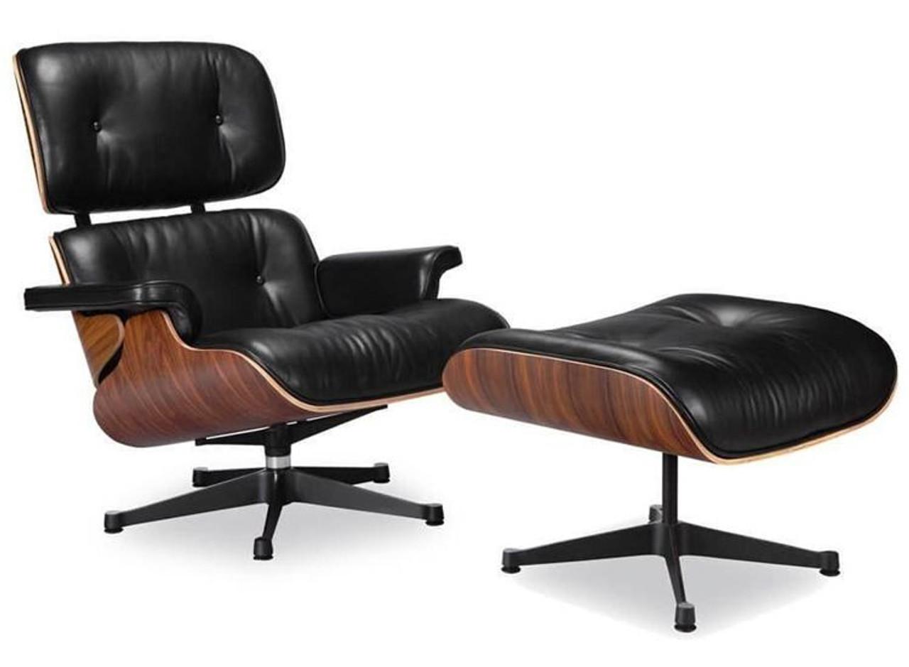 eames furniture design charles classic lounge chair ottoman black eames vitra manhattan home design
