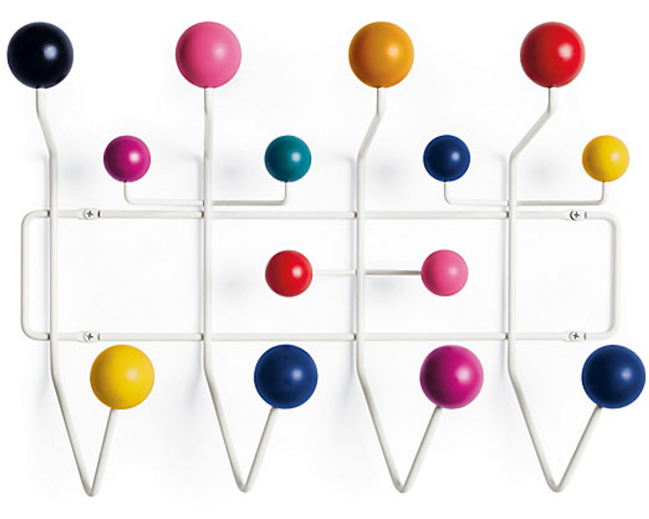 Eames Hangitall Coat Rack Cool Eames HangItAll Coat Rack