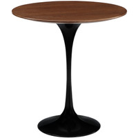 "Tulip 20"" Wood Side Table"