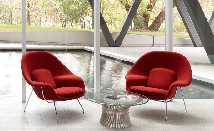 Design as Icon: The Womb Chair