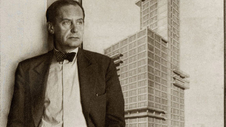 Designer of the week: Walter Gropius