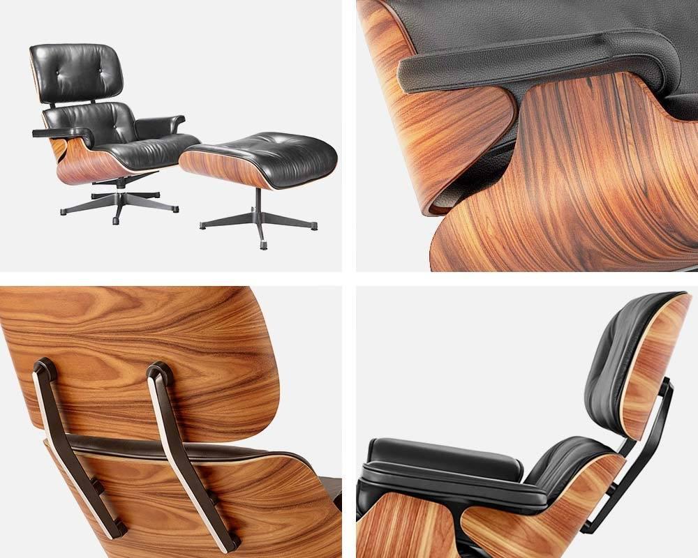 eames lounge chair replica
