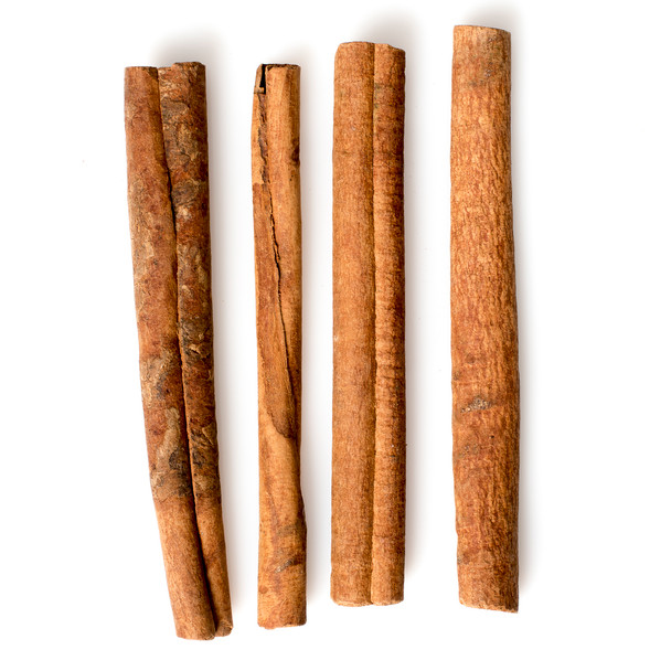 Cassia Cinnamon Sticks - Six Inch
