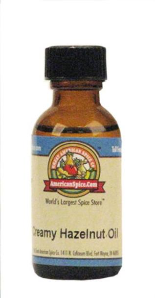 Creamy Hazelnut Oil