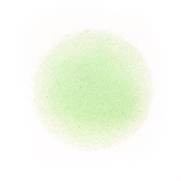Pastel Green Sanding Sugar