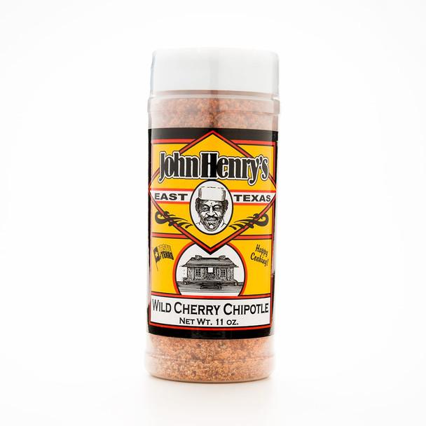 John Henry's Wild Cherry Chipotle Seasoning