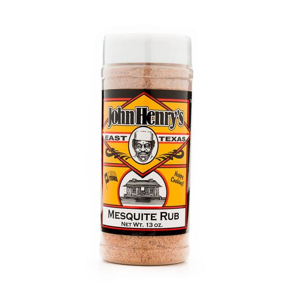 John Henry's Mesquite Rub