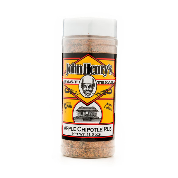 John Henry's Apple Chipotle Rub