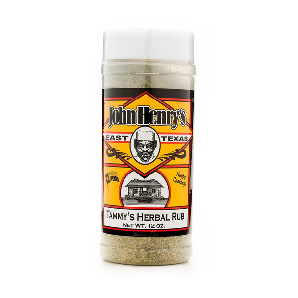 John Henry's Tammy's Herbal Rub with Garlic