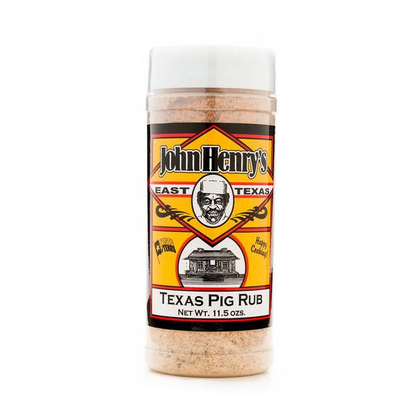 John Henry's Texas Pig Rub