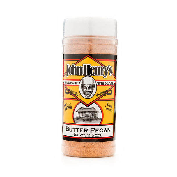 John Henry's Butter Pecan Rub Seasoning