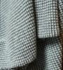 Derby Grey & Light Grey Cashmere Waffle Knit
