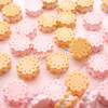 Cookie Cabochon / Dolly Biscuit Kawaii Cabochon Miniature Sweets *Set of 6 pieces*