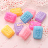 Candy Pastel Japanese Sweets Resin Cabochon - 5 pieces