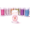 Iridescent Fine Glitter - 8 Colors Pack (10g ea)