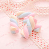 Polymer Clay Pastel Color Marshmallow  - 8 pieces