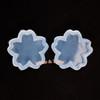 Sakura Flower Silicone Resin Mold (2 pieces)