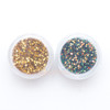 Holographic Glitter Candy Confetti (Dark Colors) - 2 pots