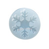Christmas Snowflake Clear Silicone Mold