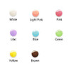 Pastel Color Art Icing UV-LED Resin (made in Japan)