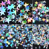 Star Holographic Confetti Glitter (6 pieces)