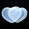 Heart Trinket Box Silicone Mold