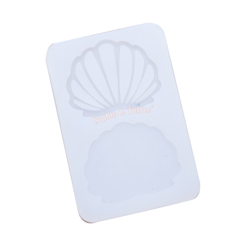 Seashell Shaker Silicone Mold