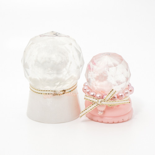 Crystal Ball Silicone Mold (3 sizes)